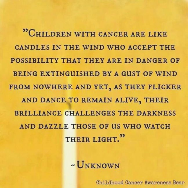 inspirational-childhood-cancer-quotes-best-inspirational ...